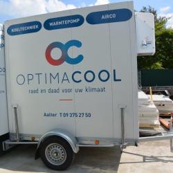 Mobiele koelcellen? OptimaCool doet verhuur